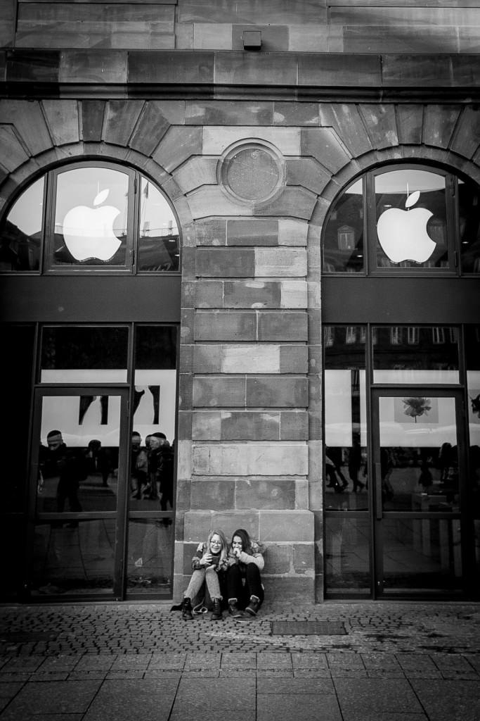 Apple Store Straßburg