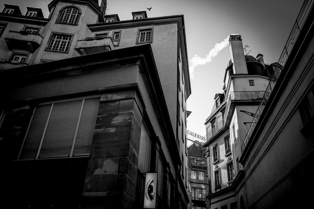 Straßburg Architektur