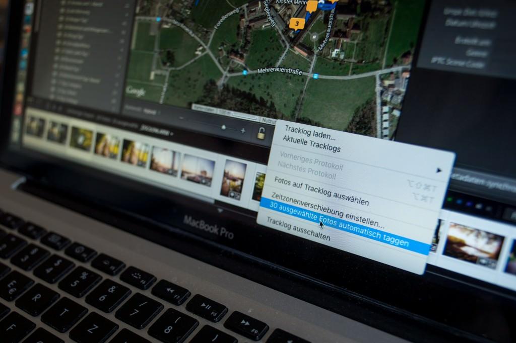 Fotos markieren und automatisch taggen