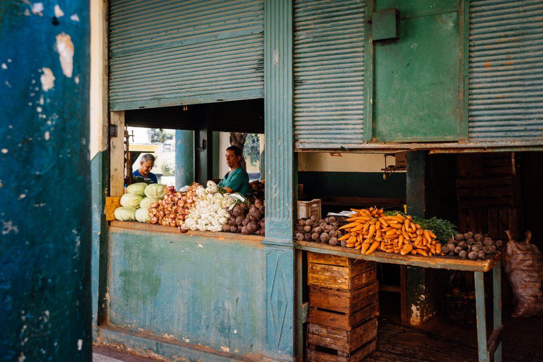 Innenstadt von Havanna